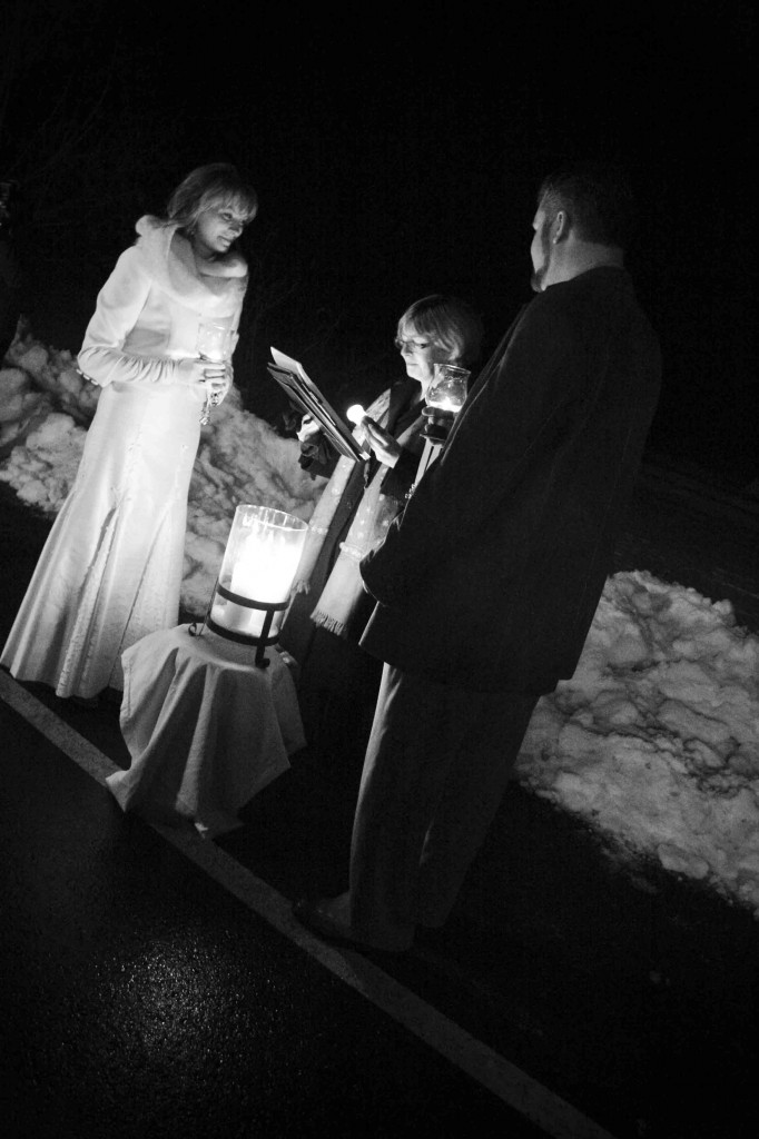 nita lake, nita lake lodge, whistler, wedding, ceremony, night, outdoor