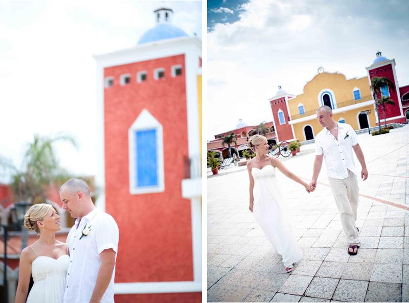 destination wedding mexico, destination wedding photographer, mayan riviera, colourful, wedding photography, gran bahia, principe