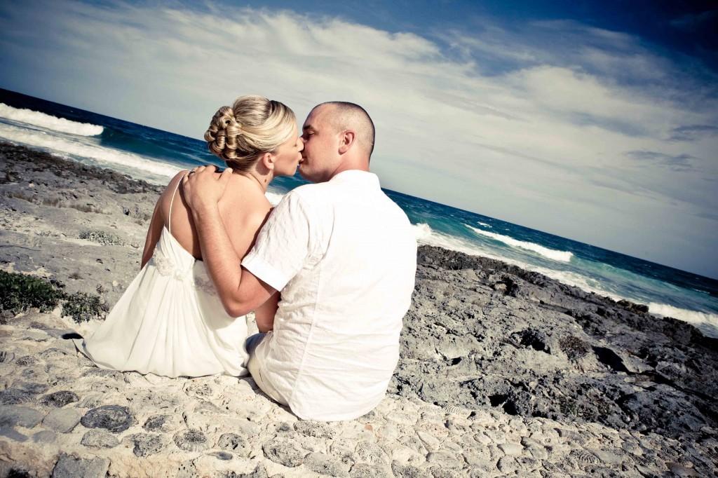 romantic, beach, destination wedding, mayan riviera wedding photos, mayan riviera wedding photography