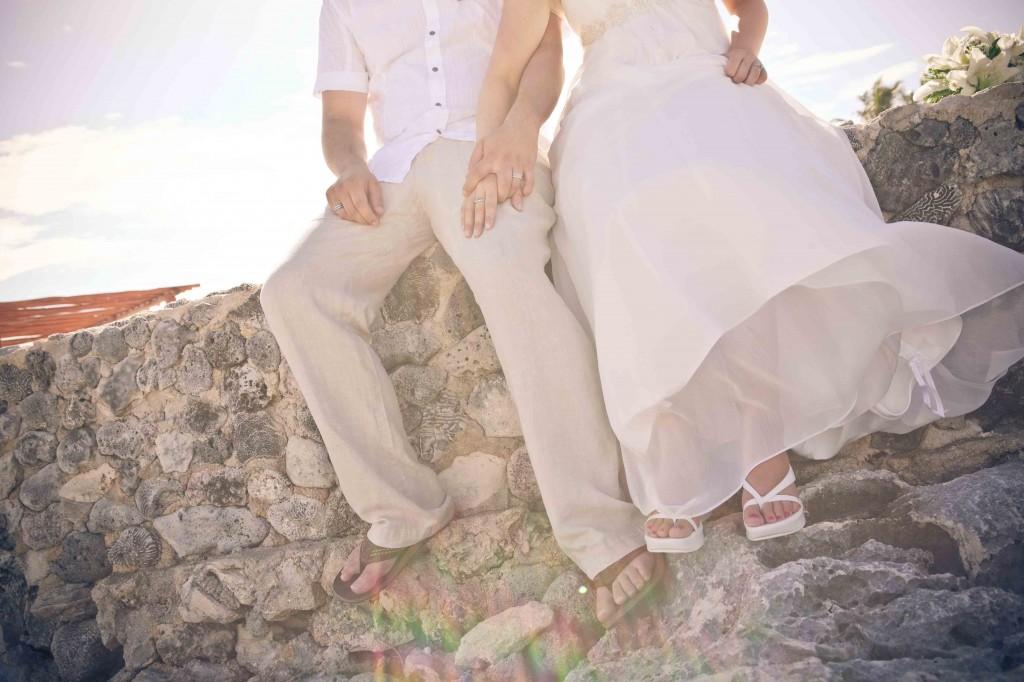 backlit beach photography, wedding, mexico, gran bahia, beach, ocean, destination wedding, portrait, wedding photographer