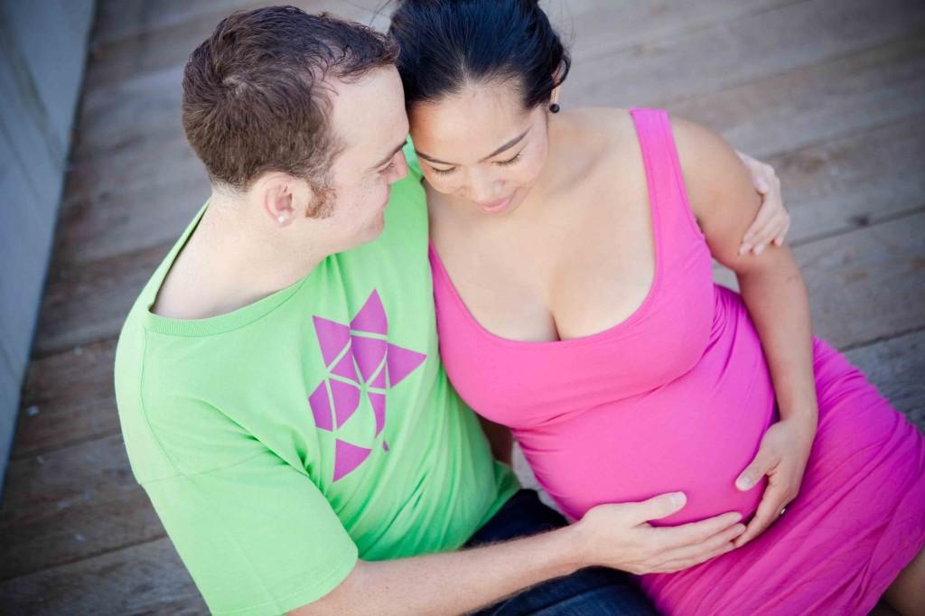 maternity photos, vancouver, modern, fresh, fun, urban