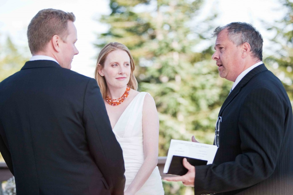 wedding ceremony, grouse mountain, wedding commissioner, brent sheppard