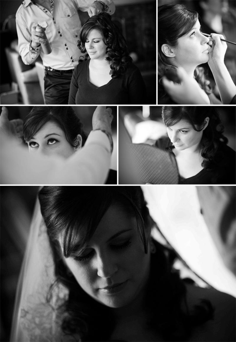 vancouver wedding photography, getting ready