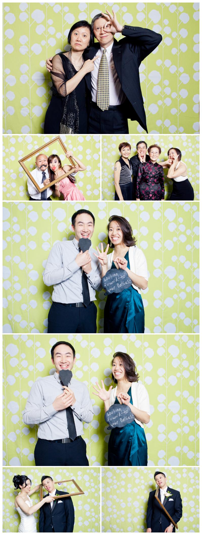 photobooth, wedding, reception, UBC, wedding photography