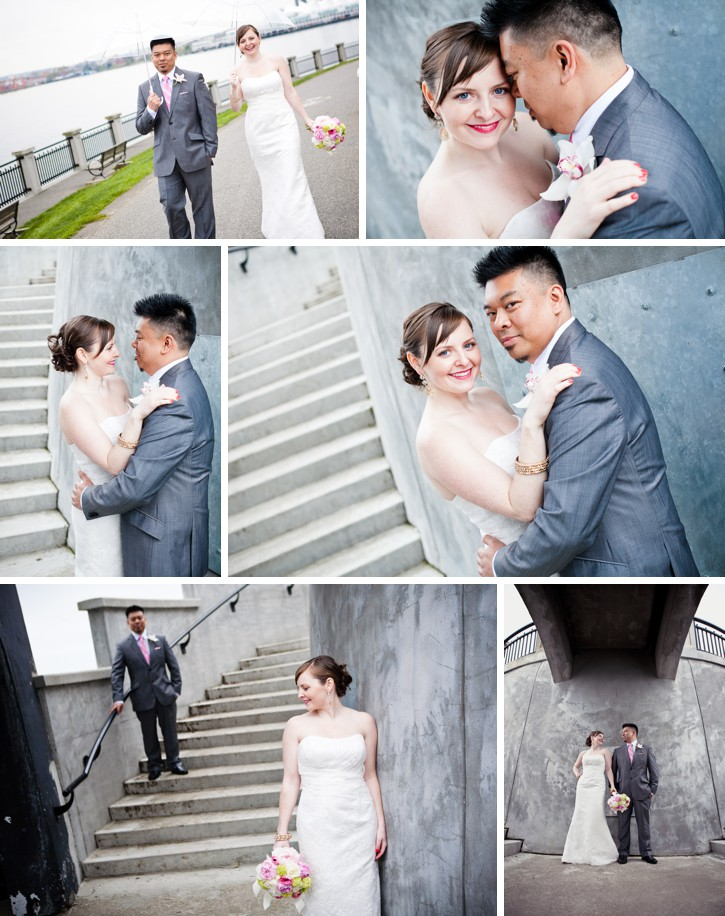 brockton point stanley park wedding photos