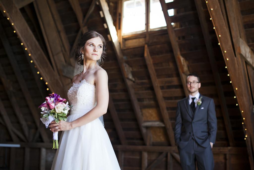 chilliwack wedding photographer, couple photo, barn wedding