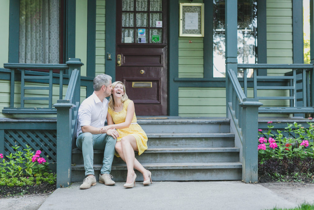 vancouver engagement photos west end roedde house museum