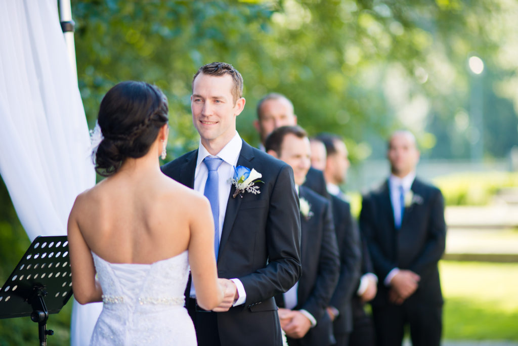 port moody inlet theatre wedding ceremony