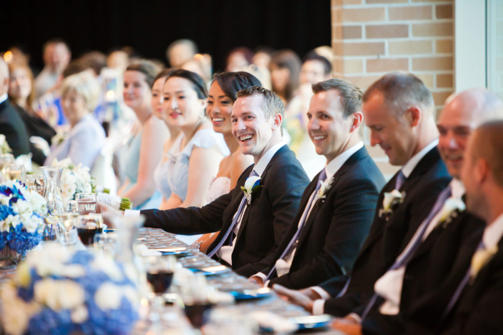 head table port moody wedding