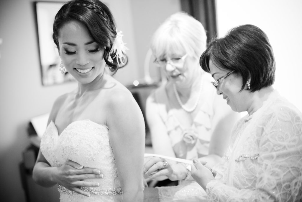 getting ready photos, wedding dress, wedding details
