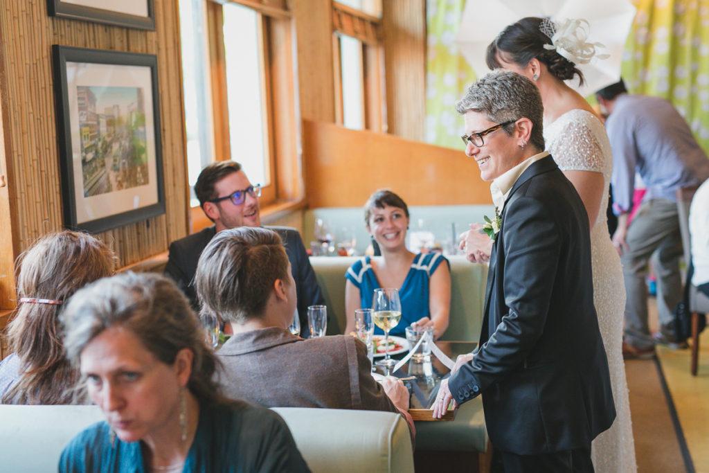 wedding at the waldorf hotel restaurant