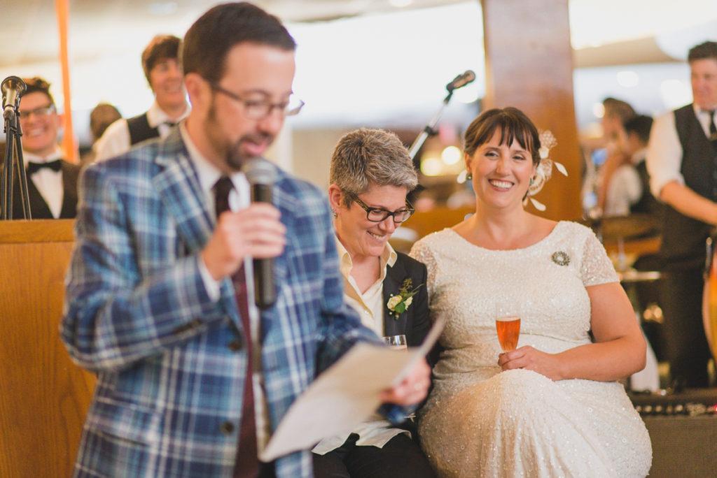 same-sex wedding speeches vancouver