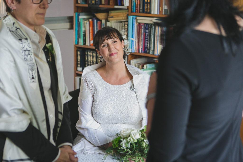 jewish wedding vancouver, ketubah ceremony