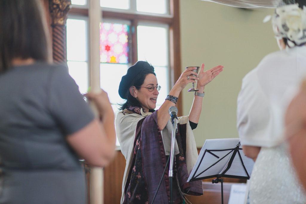 rabbi laura kaplan same-sex wedding vancouver