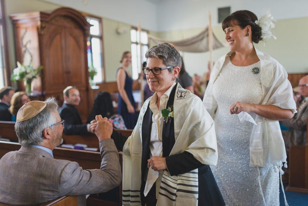 vancouver synagogue wedding