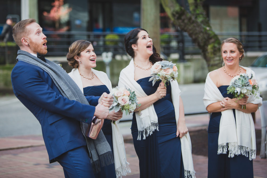 champagne pop vancouver yaletown wedding