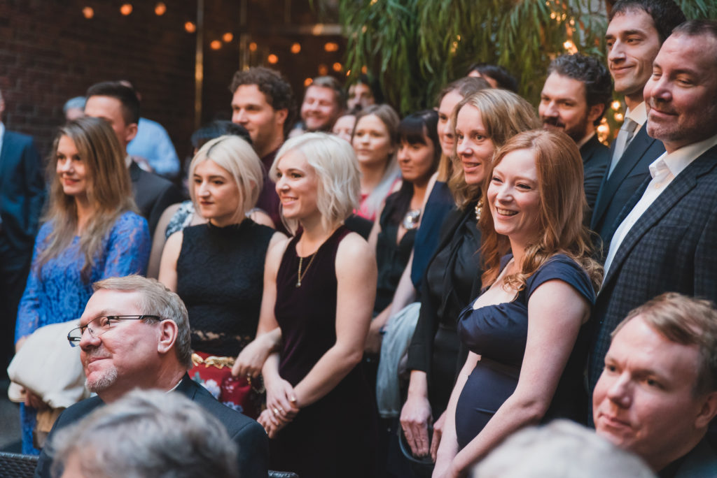 offbeat wedding vancouver at brix yaletown