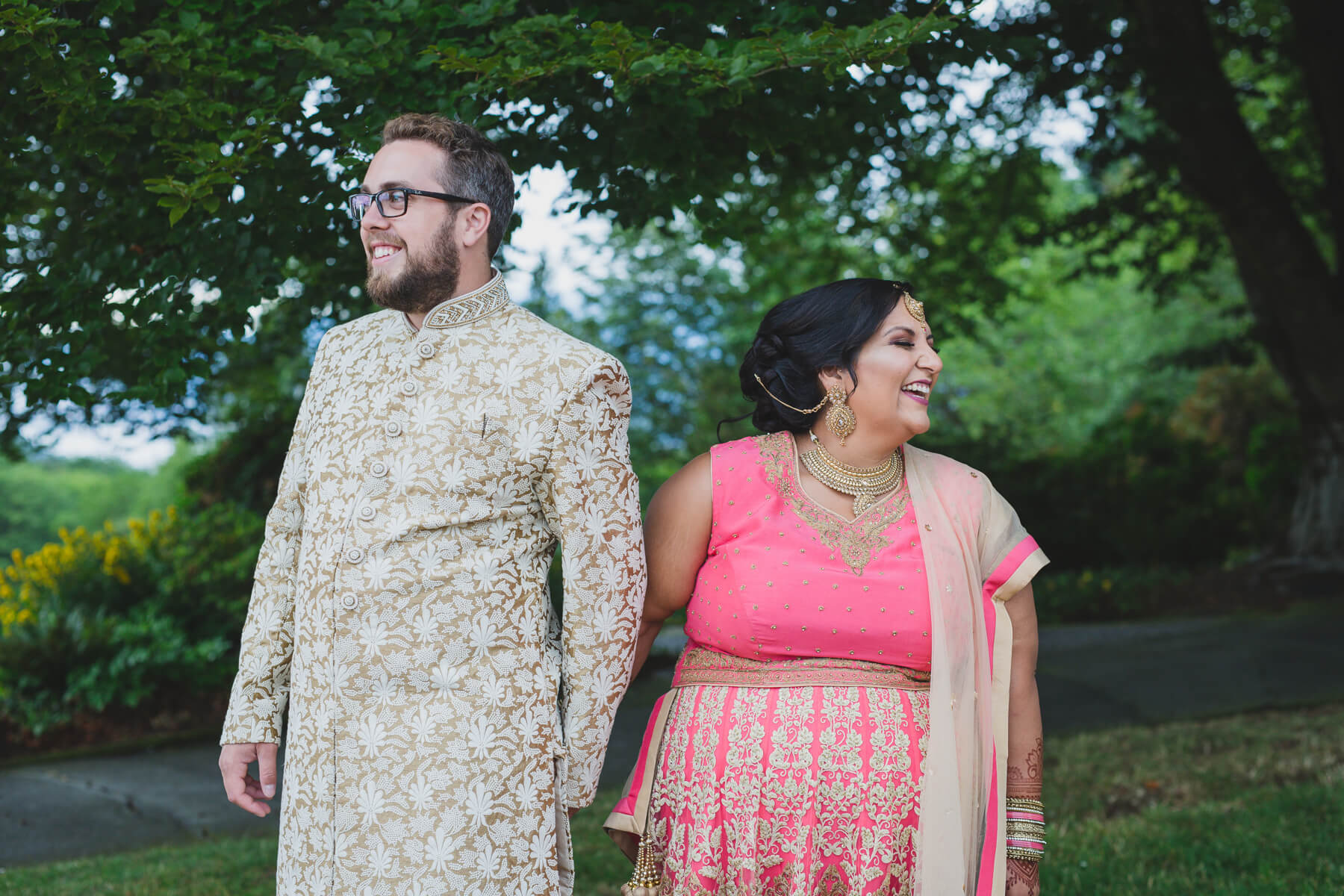 quirky wedding photography vancouver